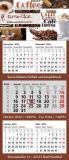 Combi 5  3-Block-Wandkalender